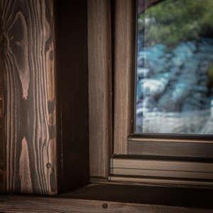 Mintal drevene okno 93