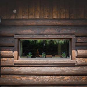 Mintal drevene okno 97