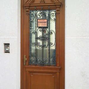 Dvere Drevo Mintal 01