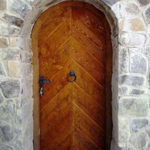 Dvere Drevo Mintal 03