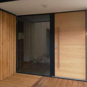 Dvere Alu Mintal 01